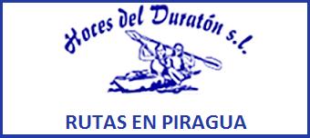 Hoces del Duraton - Rutas en Piragua