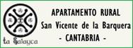 Apartamento Rural La Galayca - San Vicente de la Barquera