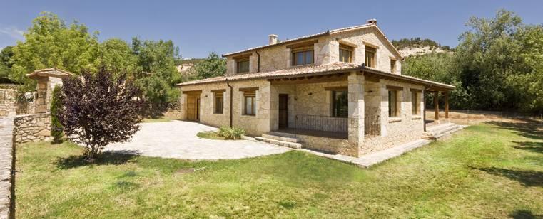Casa rural la casa de la sierra orejana el arenal segovia ruta rural - Casa rural linares de la sierra ...