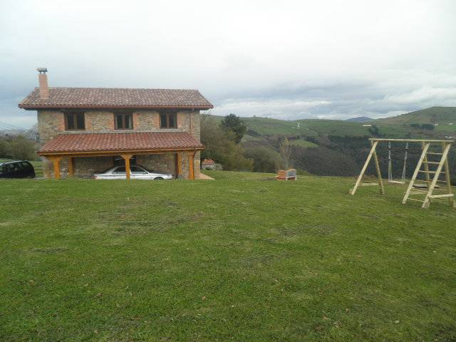 Casa rural el paraiso de yayo manzaneda rozas de soba cantabria ruta rural - Casa rural el paraiso ...