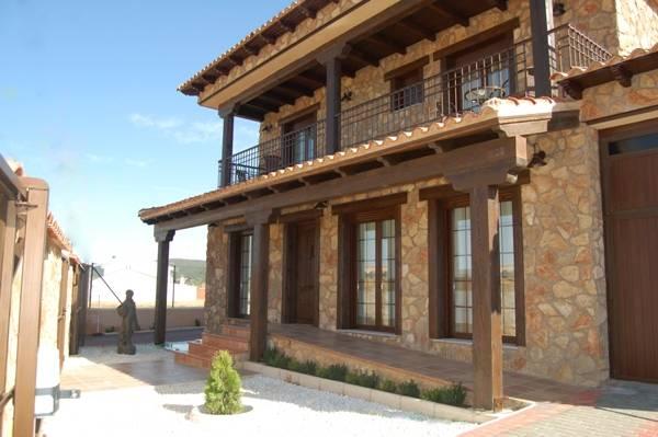Casa rural la toscana los cortijos ciudad real ruta rural - Casa rural en la toscana ...