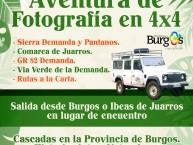 EXPERIENCIA 4X4 EN LA NATURALEZA (San Adrian de Juarros - Burgos) - Foto 1