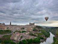 PASEOS EN GLOBO, SIEMPRE EN LAS NUBES (Segovia - Toledo - Madrid) - Foto 1