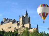 PASEOS EN GLOBO, SIEMPRE EN LAS NUBES (Segovia - Toledo - Madrid) - Foto 2