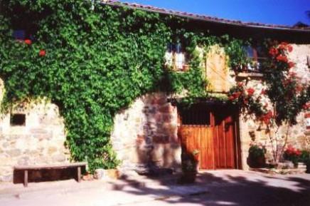 Casa sim n arbejal monta a palentina palencia ruta rural - Casas rurales montana palentina ...