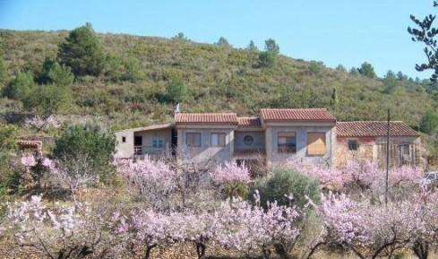 CASA RURAL BARRANC DEL MINYÓ (Vall D´Alba - Castellón) - Foto 1