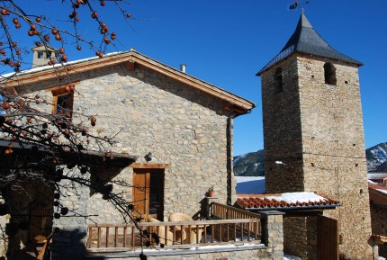 CASA EGUZKILORE (Ansovell - Alt Urgell - Lleida) - Foto 1