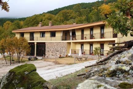 HOTEL RURAL LAS CANDELAS DE GREDOS (Casillas - Ávila) - Foto 1