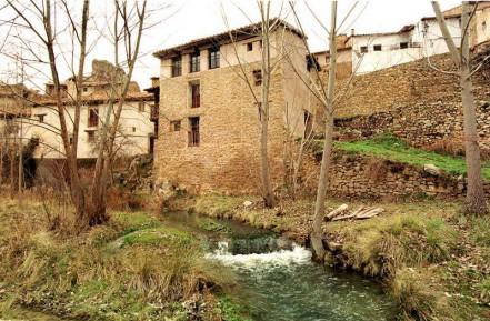 CASA LA MAESTRA (Miravete de la Sierra - Teruel) - Foto 1