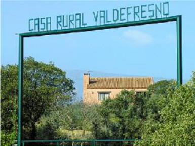 CASA RURAL VALDEFRESNO (Retuerta de Bullaque - Ciudad Real) - Foto 1