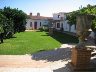 LA ESTANCIA VILLA ROSILLO (Aracena - Huelva) - Foto 1